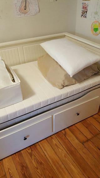 sofá cama hemnes ikea. Nueva