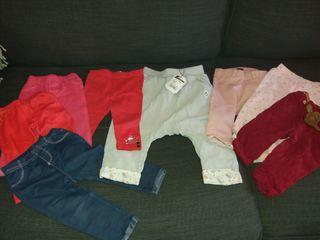 Lote ropa niña 12-18 meses