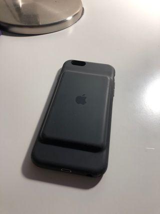 Funda cargador Apple iPhone 6-6S