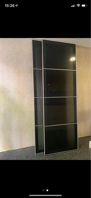 Puertas armario ikea