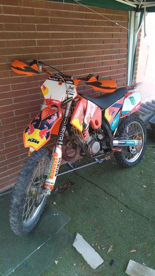 ktm sx 125cc