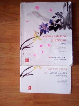 lengua y literatura de 1 de eso