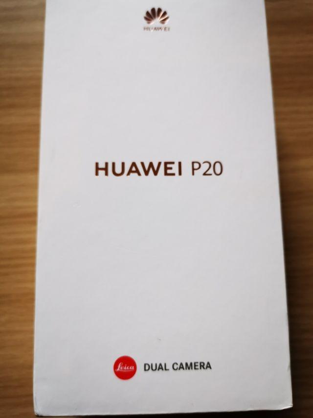 Huawei P20 Emily-L29C - 128GB - Black (Unlocked)