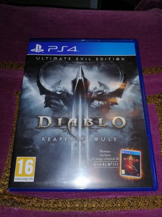 Diablo III Reaper Of Souls PS4
