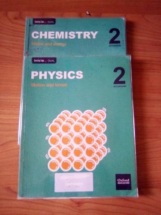 physics and chemistry de 2 eso