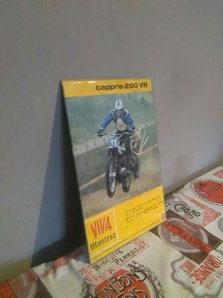 publicidad Montesa cappra 250 vr