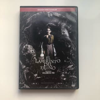 Laberinto del fauno dvd