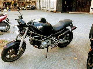 Ducati Monster 620ie 2004