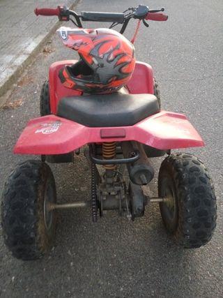 quad infantil 125cc