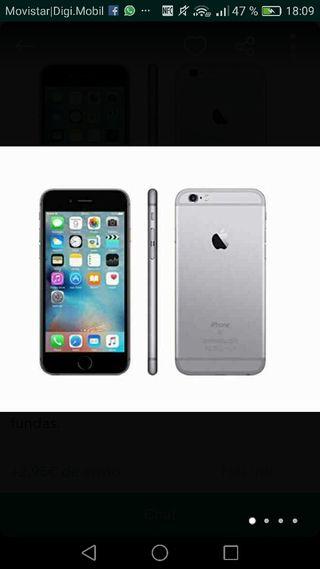 IPHONE 6 , 64 gb