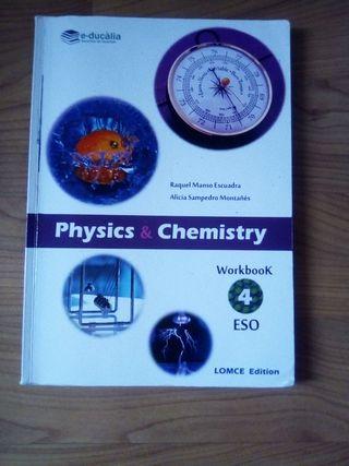 physics and chemistry de 4 de eso