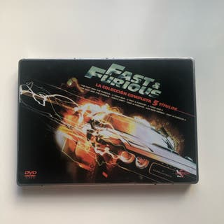 Fast & forious a todo gas coleccion dvd leer