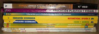 Libros para secundaria