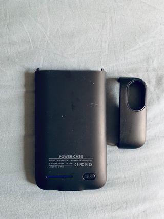 Power case iPhone 6/6s/7/8 funda batería/cargador