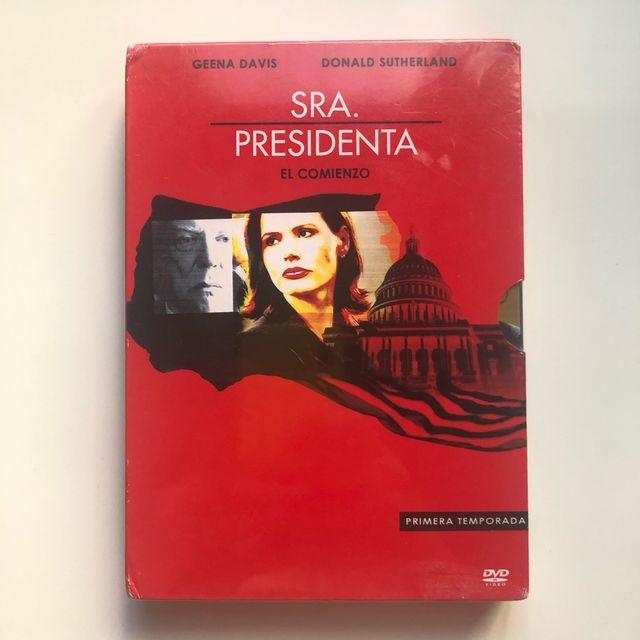 Sra precidenta serie precintada dvd