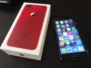 iPhone 8 Plus 64 gb red (product)