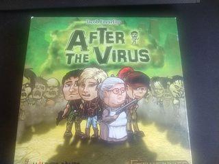 After the virus - Juego de mesa