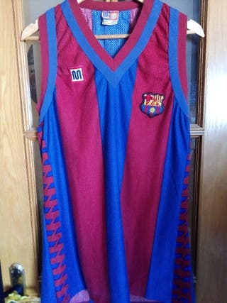 camiseta Basket F. C. Barcelona