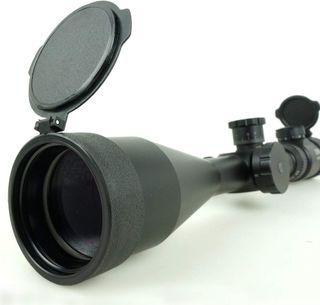 visor caza Zos 10-40x60 E-SF