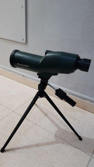 telescopio terrestre 25-60x60