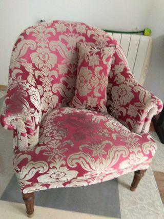 sillón calzador