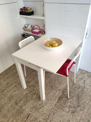 Mesa abatible cocina de segunda mano en la provincia de Valencia en ...