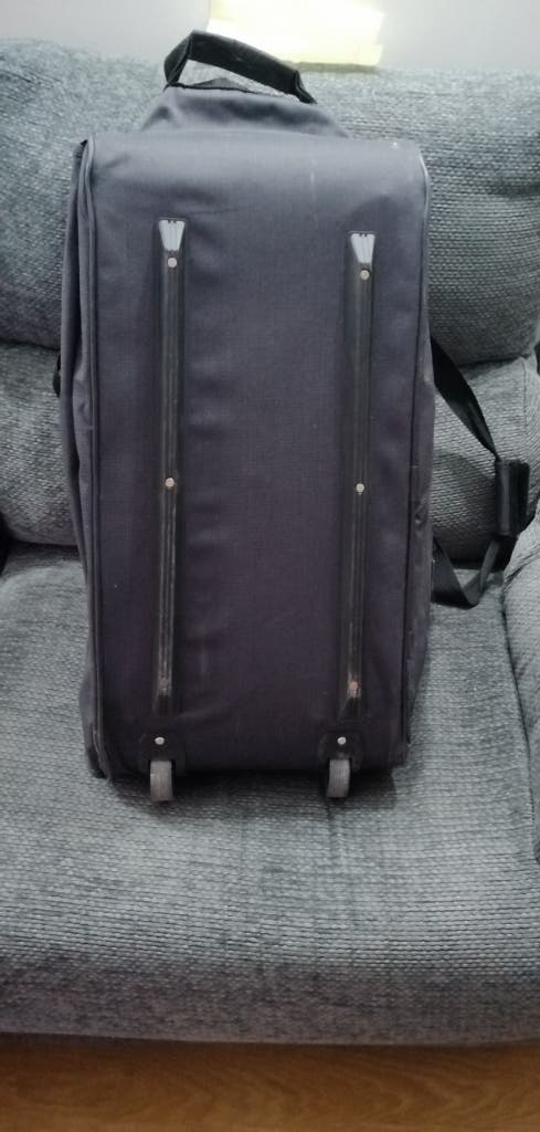 maleta blanda