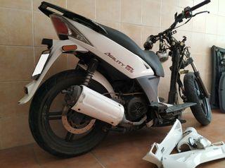moto kimko agility city 125