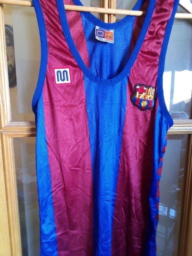 Camiseta Basket F.C. Barcelona