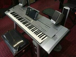 clavier tyros 5/76 notes