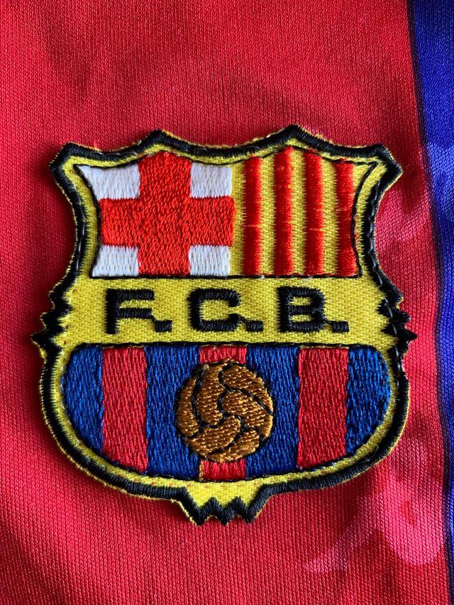 Camiseta Barcelona años 90 (original)
