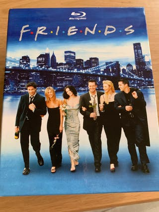 Serie completa Friends Blu-ray