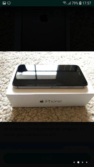 Iphone 6 de 128gb