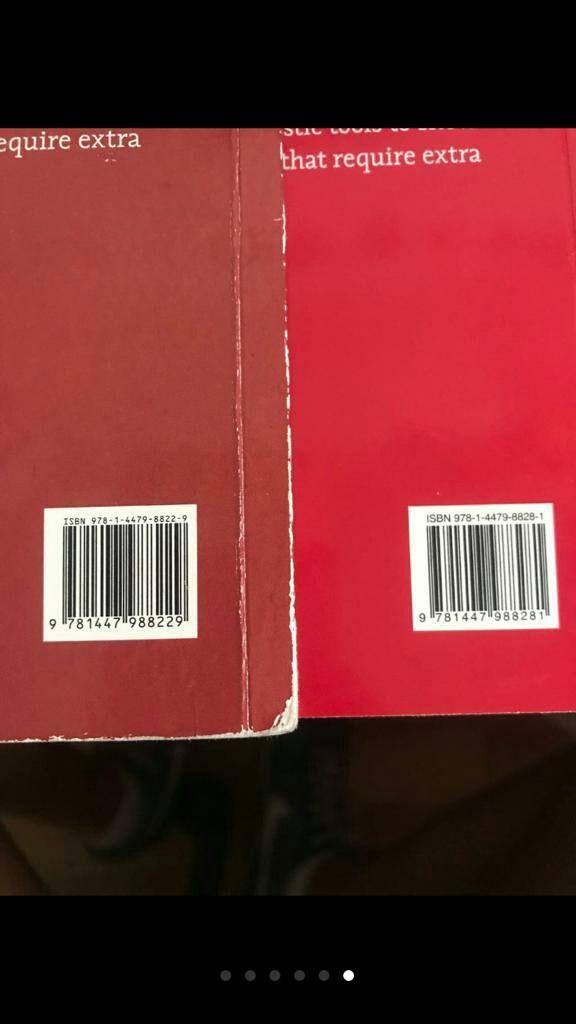 Libros 1 º Bachillerato