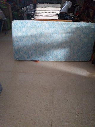 colchón de 80 cm