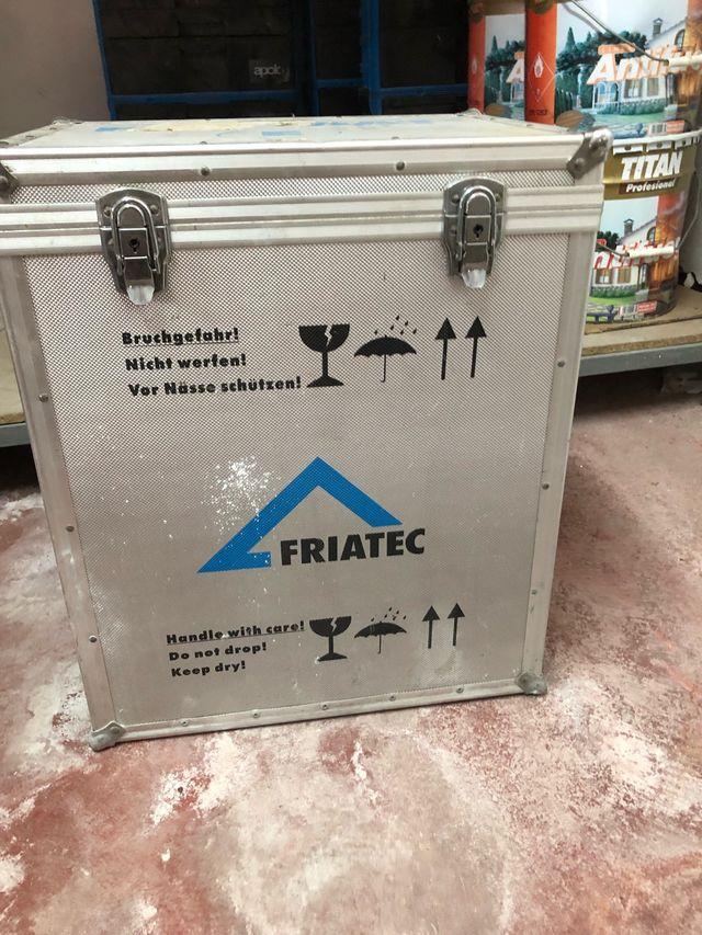 friatec electro soldador
