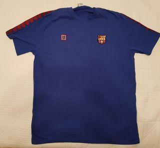camiseta meyba fc barcelona años 80