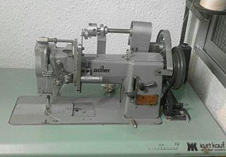 Maquina de coser y tabletear ADLER REBAJADA