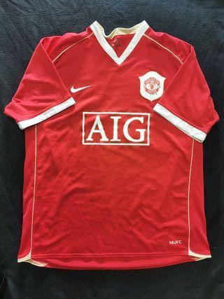 Camiseta Nike Manchester United Cristiano Ronaldo