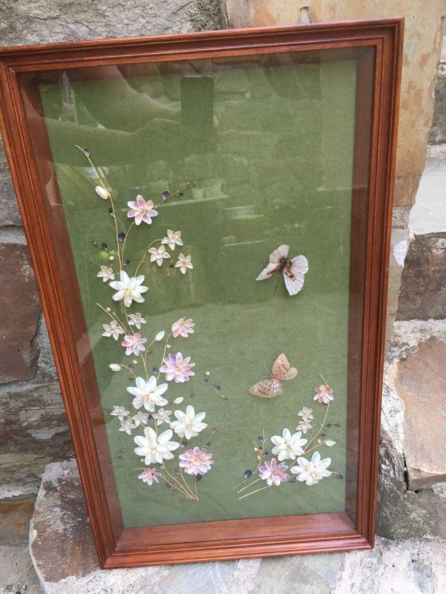 Flores con caracolas OFERTA en Agosto 40€