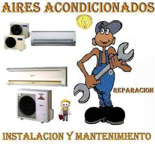 recargas de gas aire acondicionado