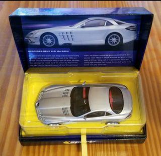 Mercedes SLR McLaren Scalextric Sport Edición Lim.