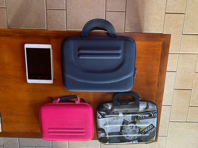 Fundas, carteras, maletas
