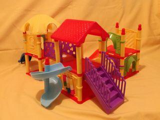 Parque de Juegos para muñecas