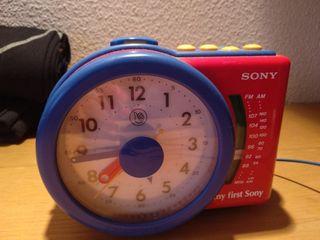 Reloj Radio Despertador