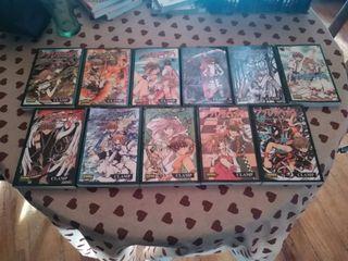 Comics Tsubasa (1-11)