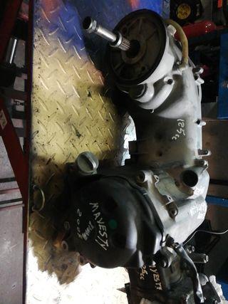 motor Yamaha mayesty