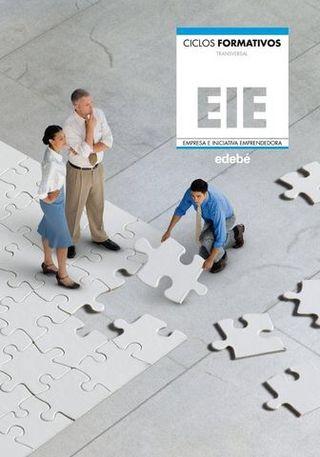 Libro EIE empresa i iniciativa emprenedora edebé