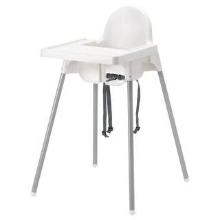 Trona Ikea+bandeja+cojin