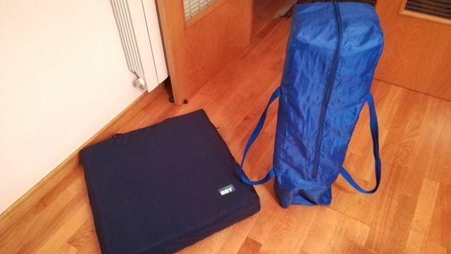 cuna de viaje con colchón